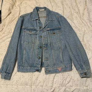 Georges Marciano guess denim jacket
